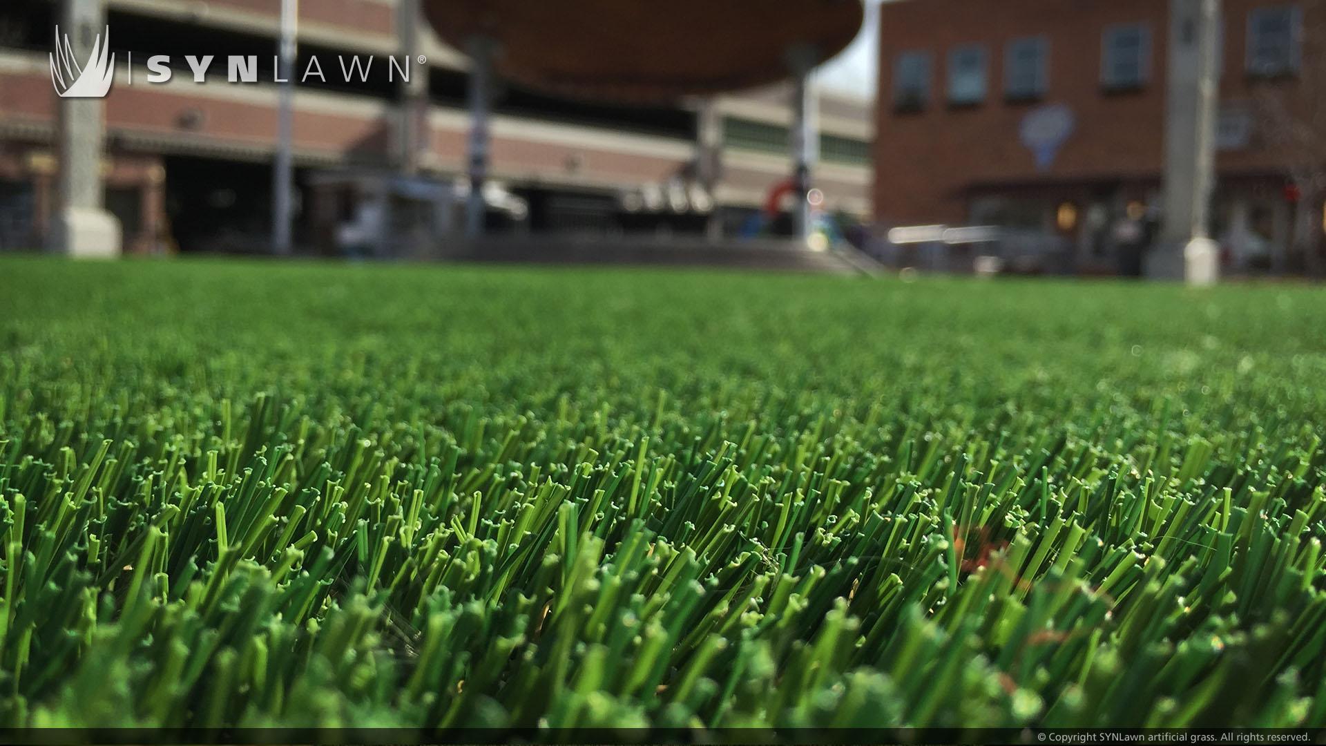 Georgia artificial grass installation