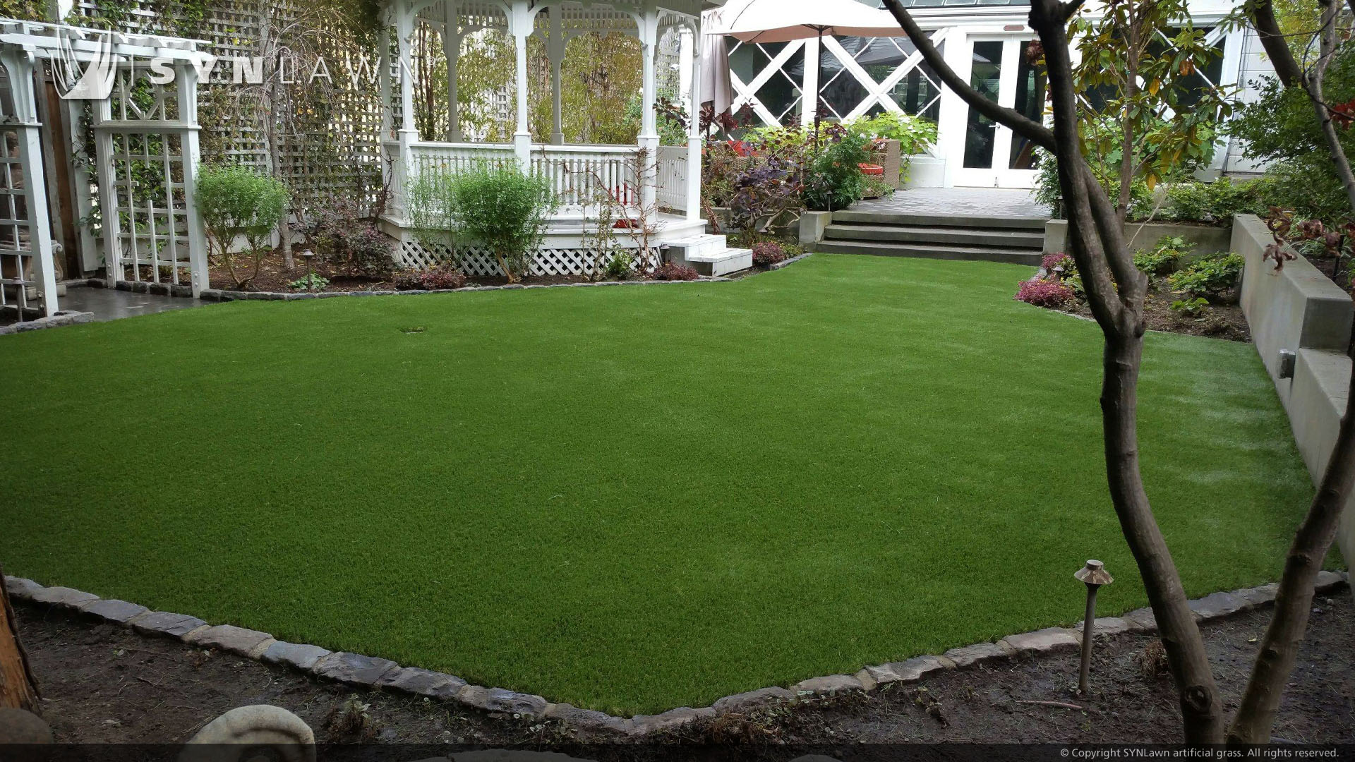 Artificial grass uses in Atlanta Georgia
