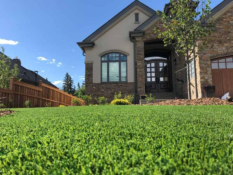 Atlanta artificial lawn benefits