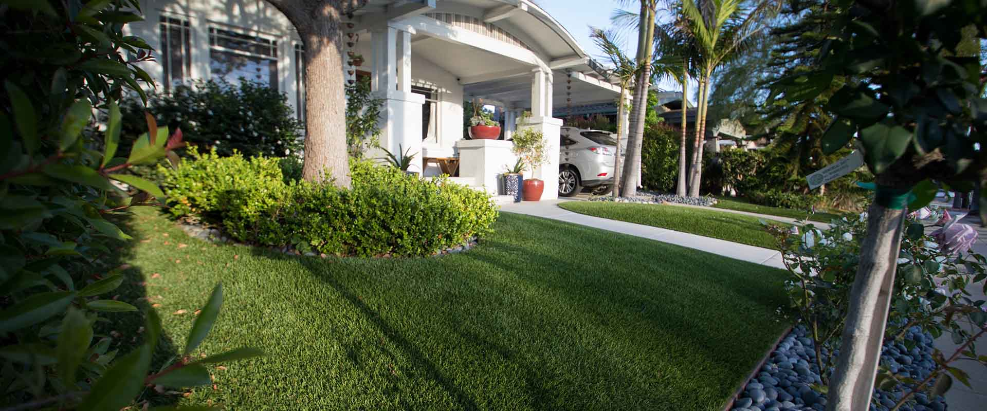 artificial grass for your georgia home by synlawn